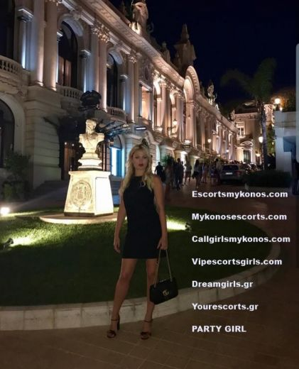 Kristina Vip Escortsmykonos